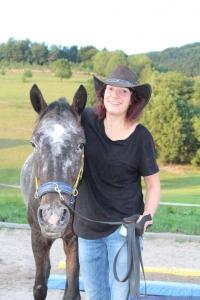 Andrea Hauser Pferdetrainerin